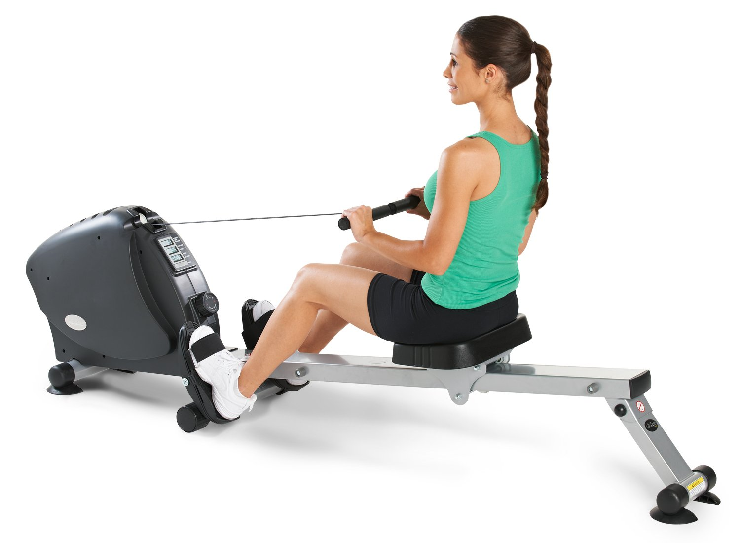 LifeSpan RW 1000 indoor rowing machine
