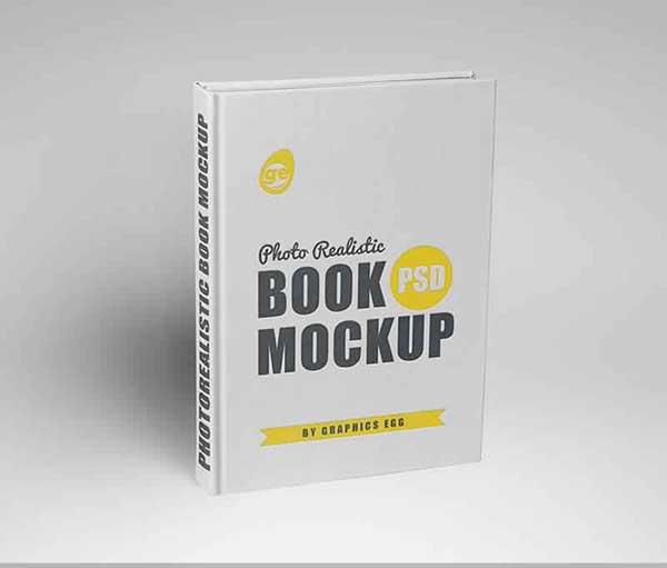 Hardcover-Book-PSD-Mockup