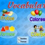 Juegos para aprender el vocabulario