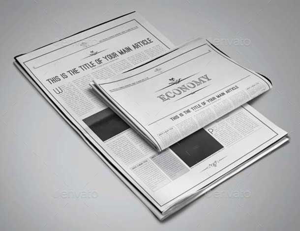 newspaper-template-tabloid