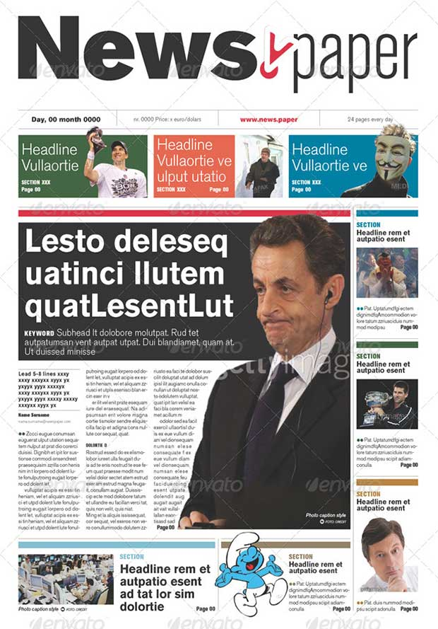 24-pages-daily-newspaper