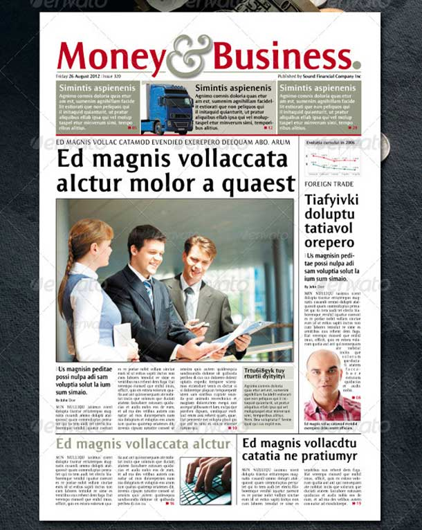48-pages-financial-newspaper-pack