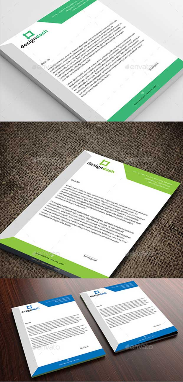 corporate-letterhead-design-template