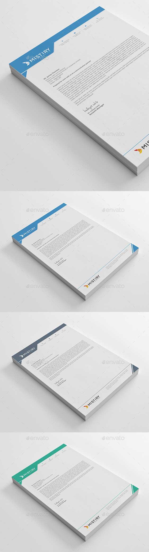 letterhead-pad-template