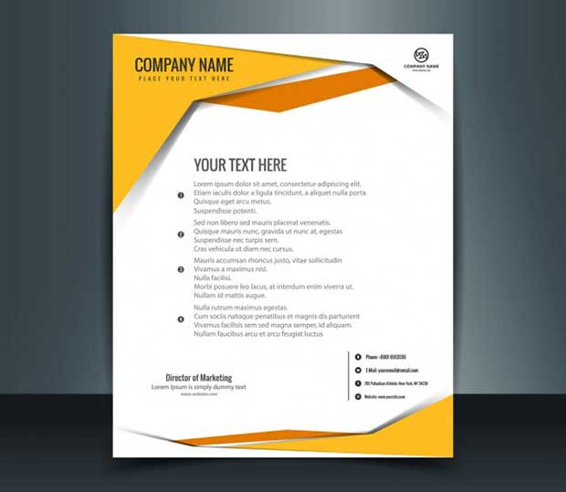 awesome-letterhead-template-download-free