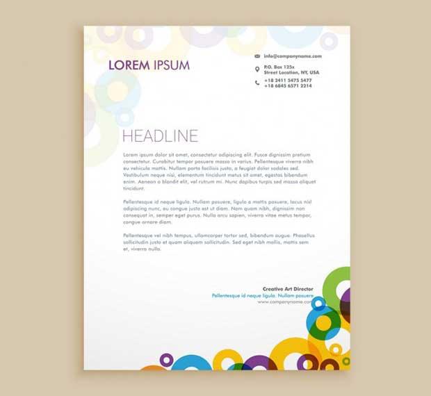 free-creative-letterhead-template