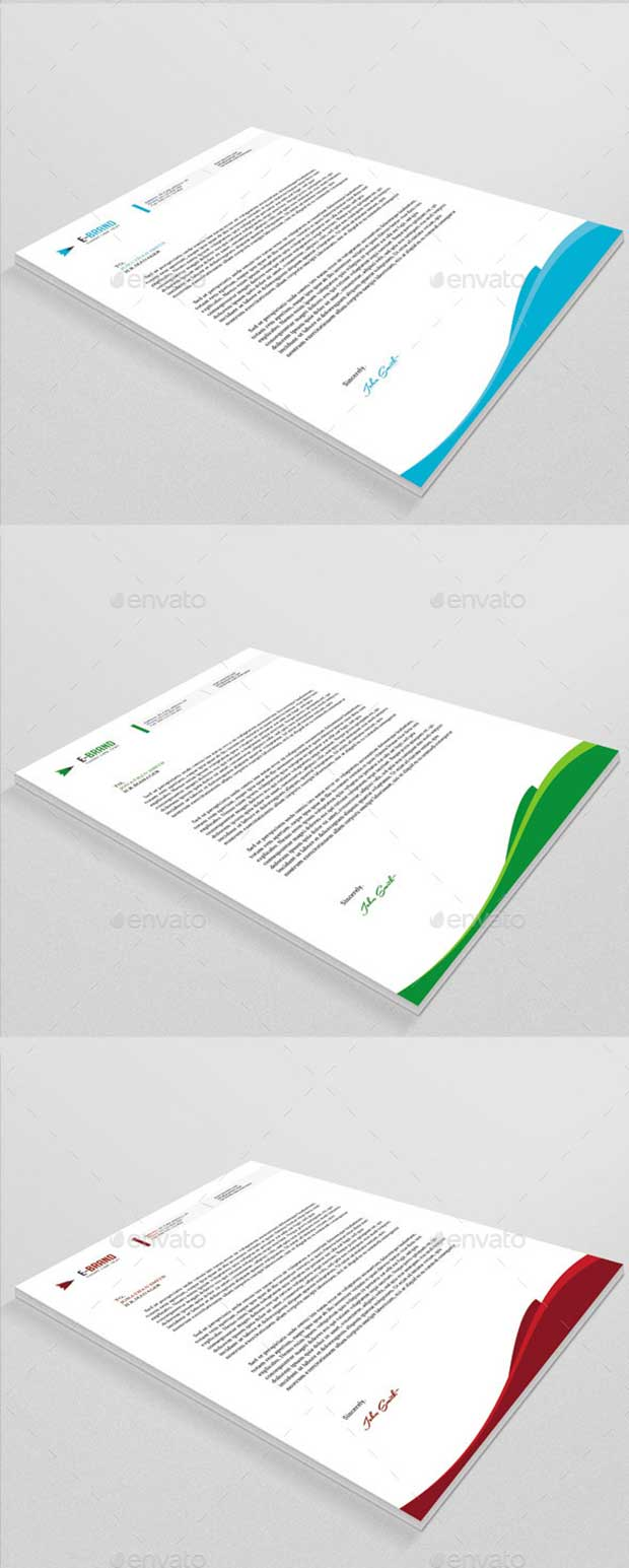 corporate-letterhead-template