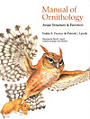 Manual of Ornithology, by Noble Proctor and Patrick Lynch, book cover