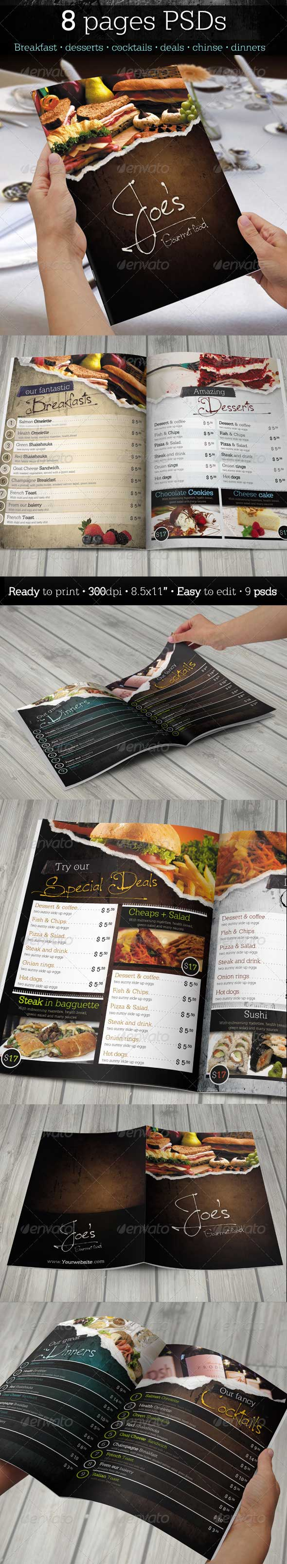 multipurpose-restaurant-menu-template