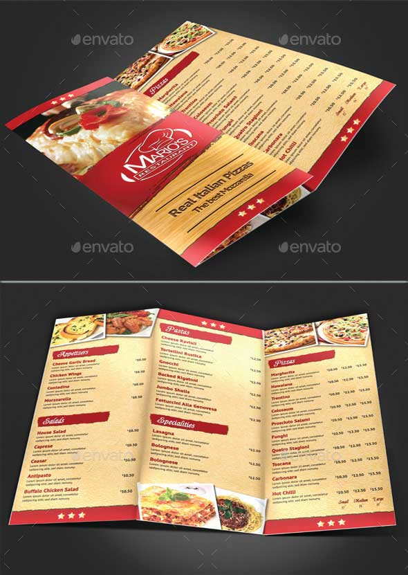 trifold-pizzeria-menu-template