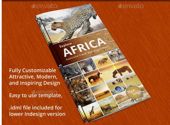 explore-africa-trifold-brochure