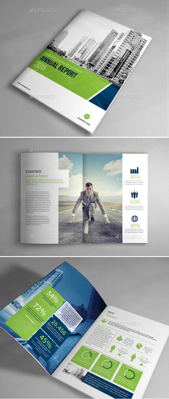 annual-report-template-brochure