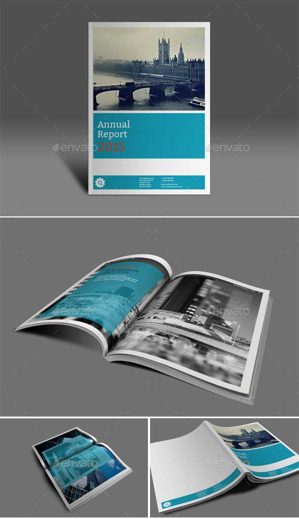 corporate-annual-report-template