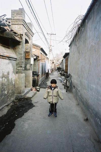 北京の下町