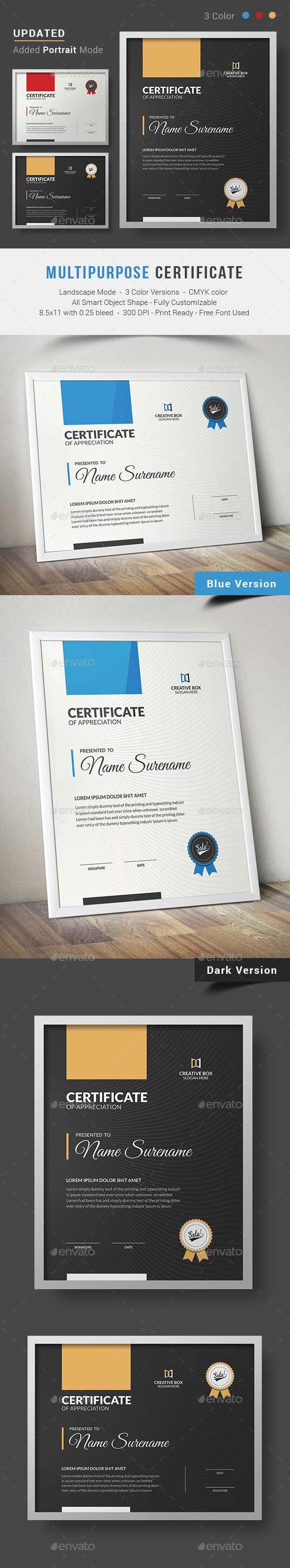creative-certificate-template