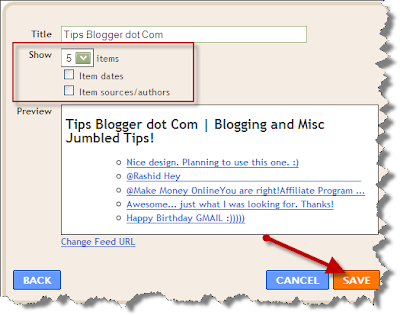 Add Recent Comments Widget to Blogger!
