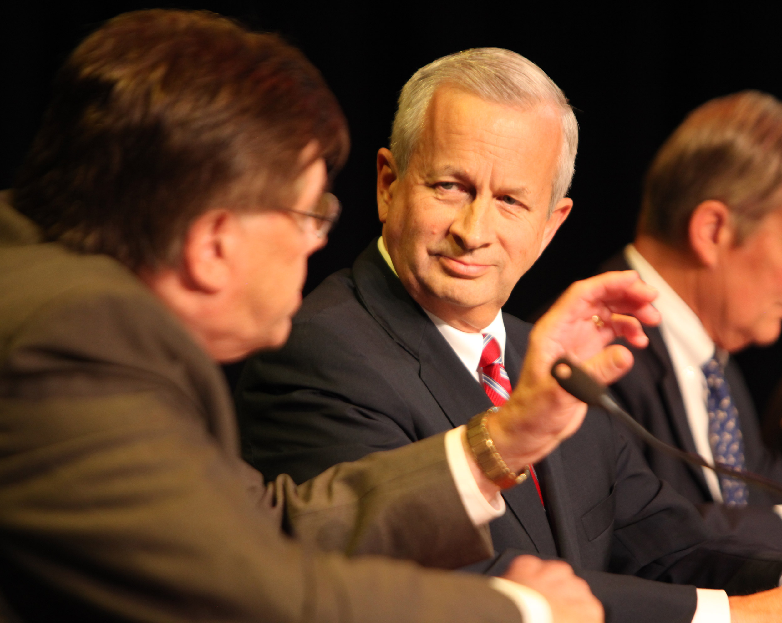 John Brunner, the St. Louis businessman running for Senate.