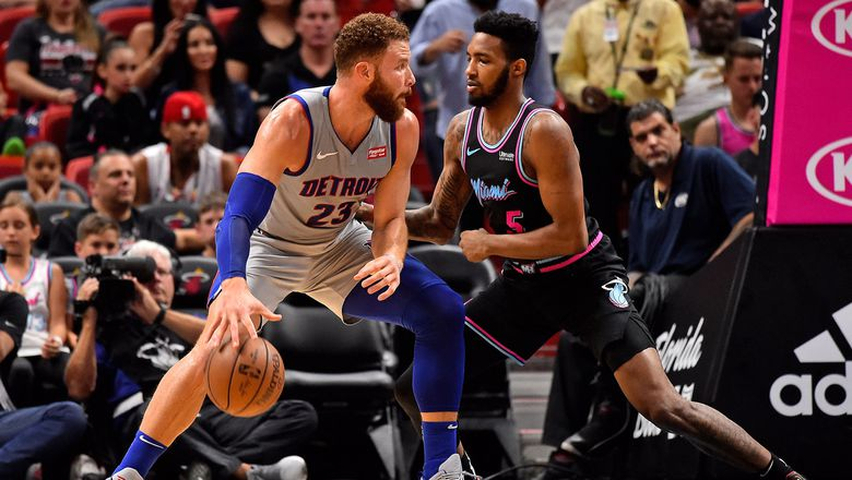 Heat fall at home to Pistons in pivotal Eastern-Conference matchup