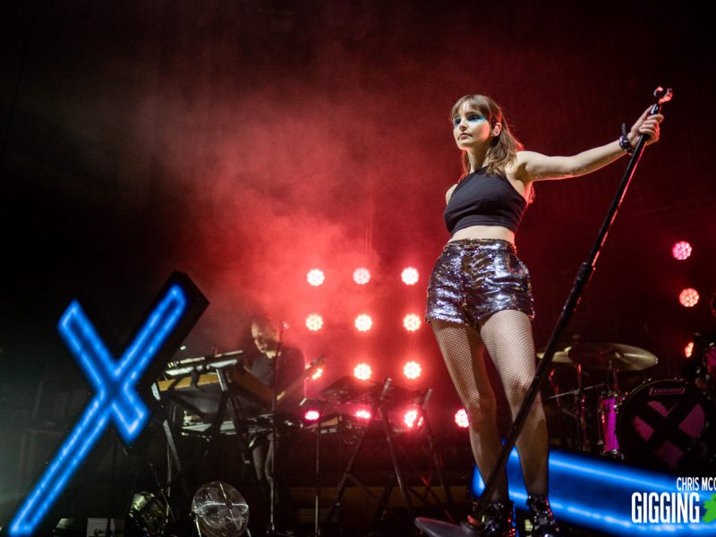 CHVRCHES - The Ulster Hall, Belfast