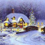 house claus christmas book santa claus