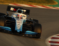 Russell optimistic about Williams FW42 potential