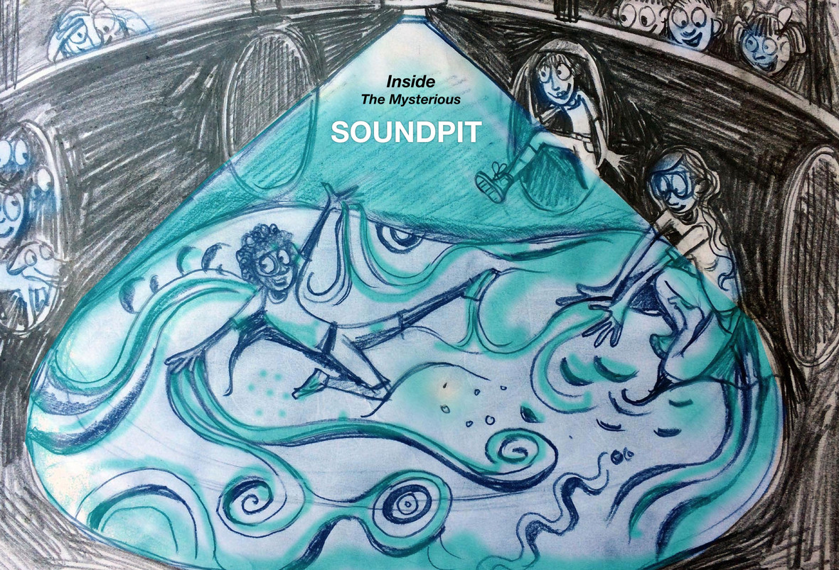 Soundpit Sketch1