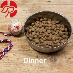 ciotola crocchette Mantenimento Dogbauer Dinner Con Pollo e Riso 20Kg