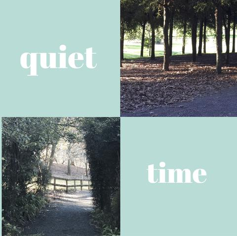quiet time by Slater Chartered Accountants