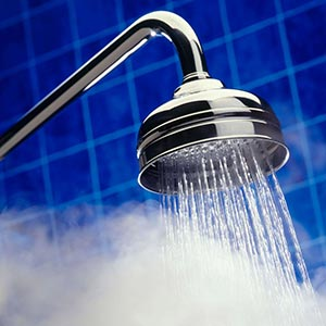 Hot water service and repairs