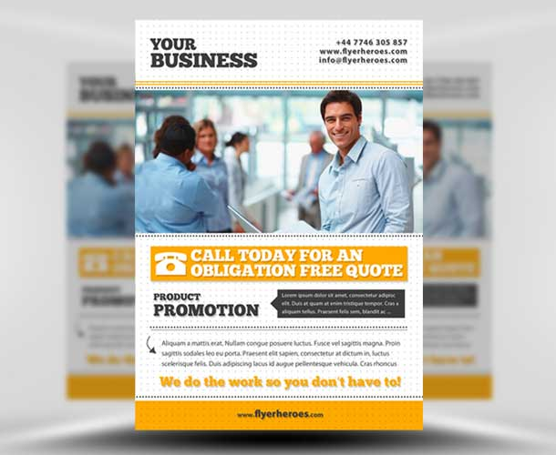 free-psd-business-flyer-template