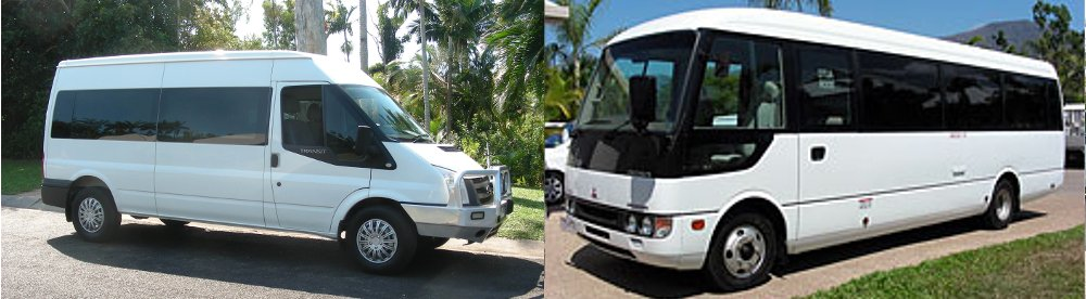 White Taxis for Weddings