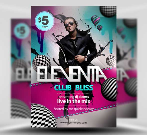 eleventa free flyer templates