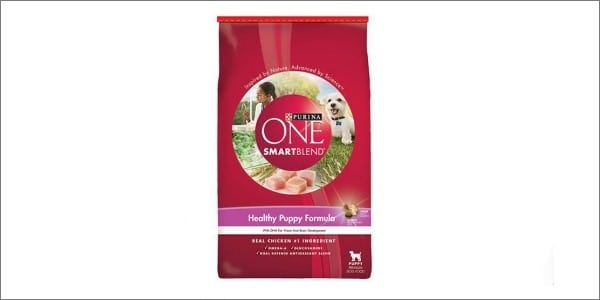 Purina One SmartBlend Healthy Puppy Formula Dry Dog Food