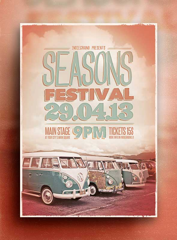 vintage-flyer-season-psd-template-free