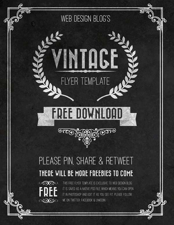 vintage-flyer-template-free-psd