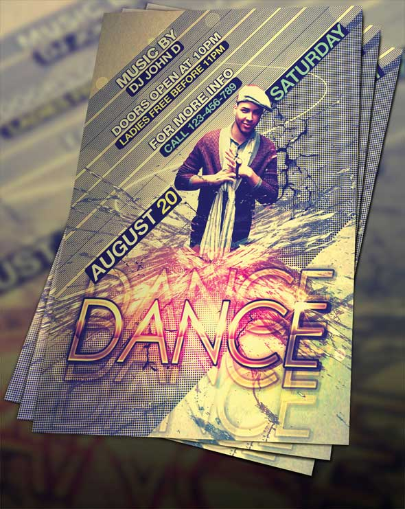 free-psd-dance-flyer-template-download