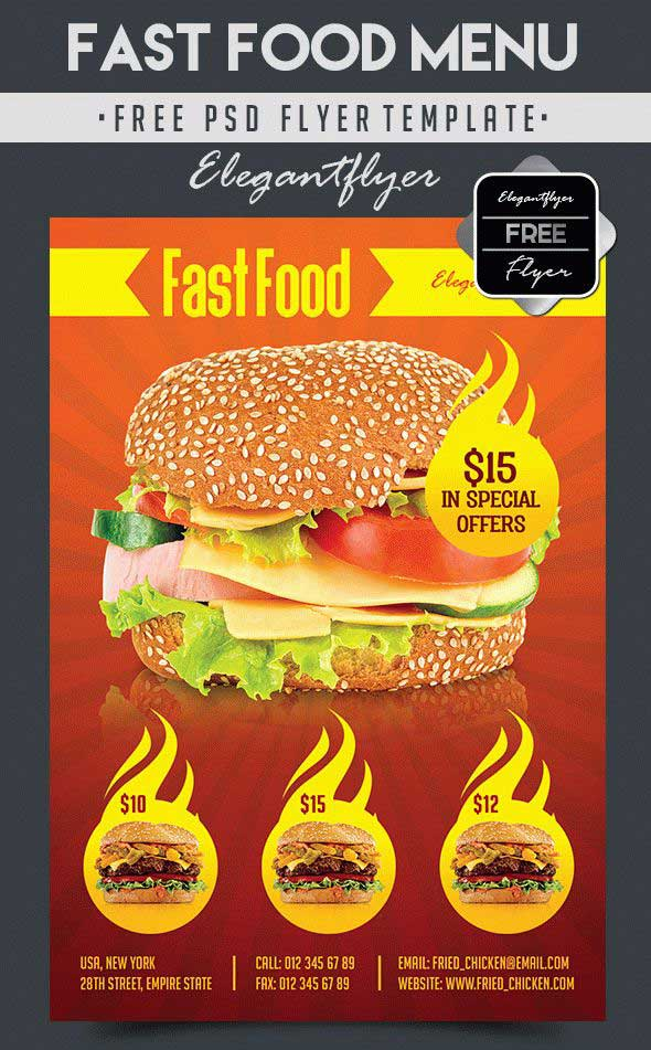 free-fast-food-menu-flyer-psd-template