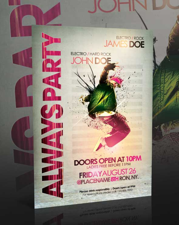 free-party-flyer-psd-template