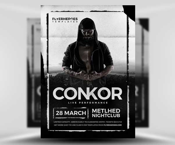 conkor-free-psd-flyer-template