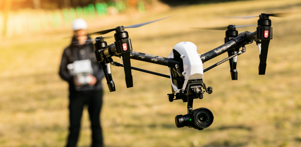 best long range drones