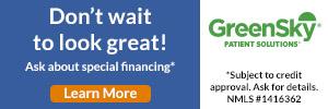 Cosmetic Financing Avaialble