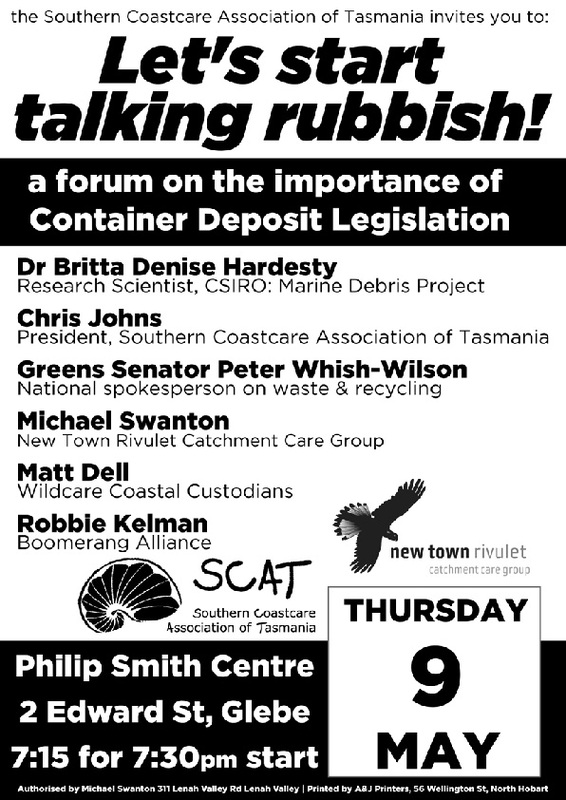 Talking Rubbish May 9th