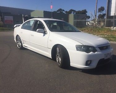 2004 Ford Fpv Ba Mk2 F6 Typhoon Build 148 Manual Rego Books 1 Owner 187kms