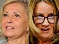 Roseanne Barr: Christine Blasey Ford 'Should Be in Prison'