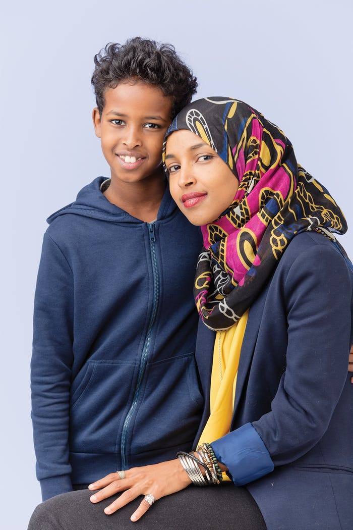 "During the heaviest days of the marriage controversy, Omar ""could've cared less"" about her uncertain political fortunes. It was her kids she was thinking about."