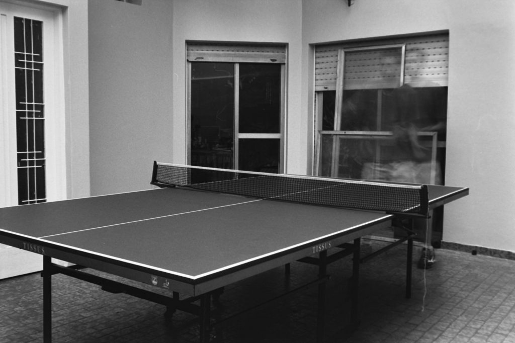 CHOOSE PING PONG TABLE