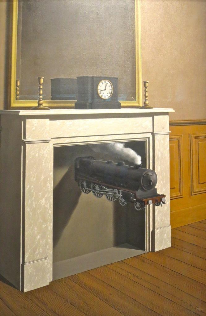 Magritte au Centre Pompidou (1)
