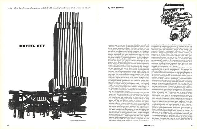 Article Preview: Moving Out, July 1960   Esquire