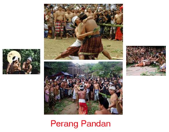 Budaya Bali – Tradisi Perang Pandan