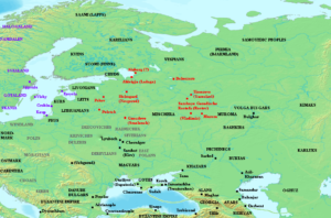 Early Rus' and the Rus' Tribes